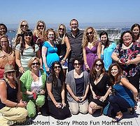 Fun at the Sony Photo Fun Mom Event And Using The Cyber-Shot WX9