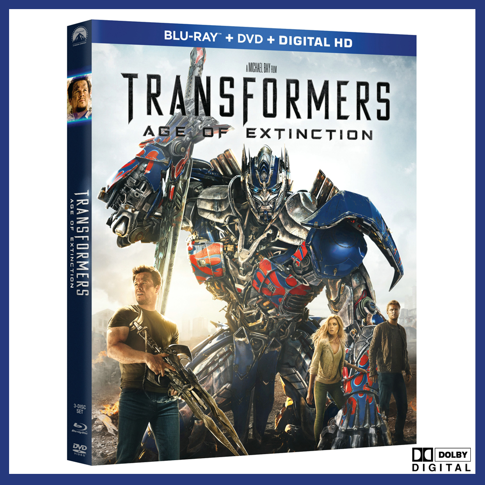 Transformers: Age of Extinction with Dolby Atmos