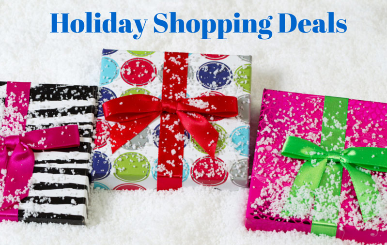 Holiday Shopping Deals