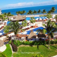 Luxury Family Travel At Dreams Riviera Cancun Resort & Spa #TheMomsEscape