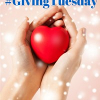 Give the Gift of Giving Back #GivingTuesday
