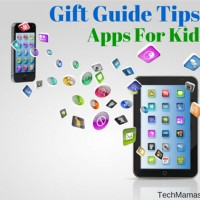 #MomsWithApps And TechMamas Holiday App Gift Tips