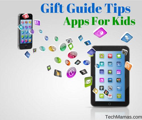 MomWithApps TechMamas  Gift Guide Tips