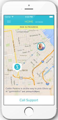 Shuddle Mobile App