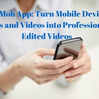 Create Professionally Edited Videos With @VidMob App