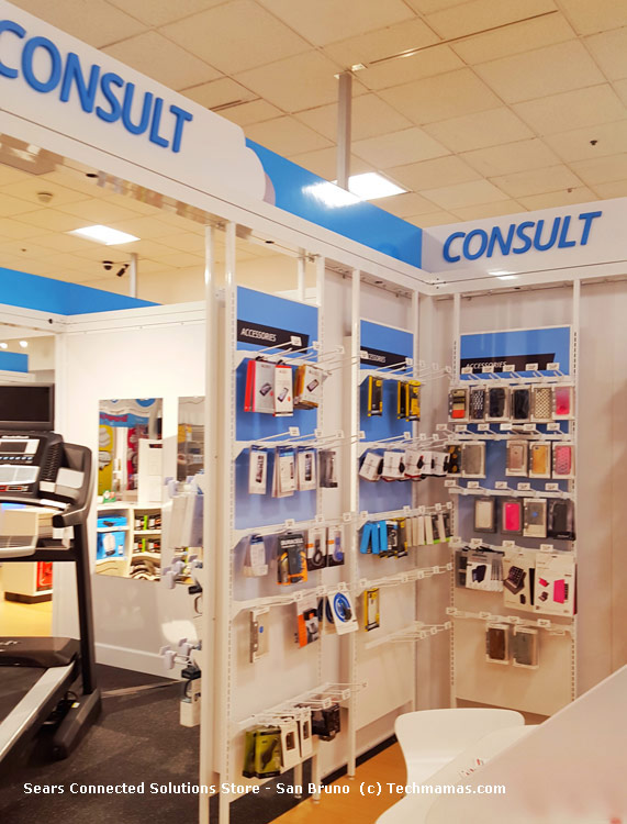 Sears Connected Solutions Store
