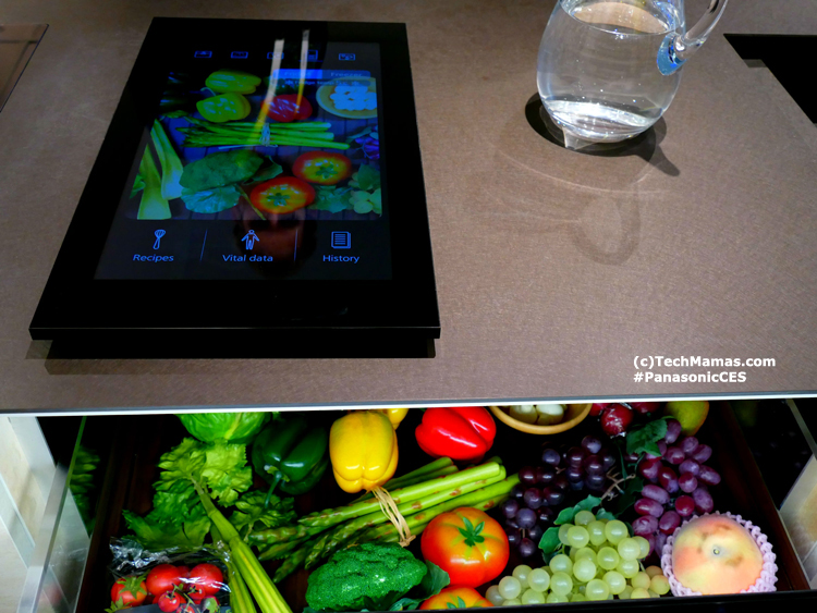 Panasonic Personal Kitchen Screen