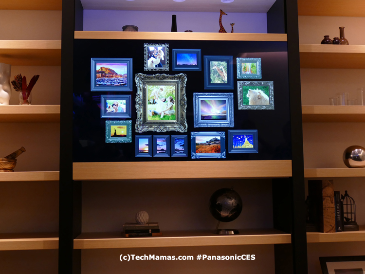 Panasonic Transparent Display