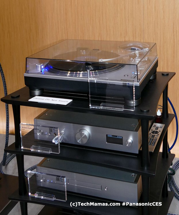 Panasonic Turntable