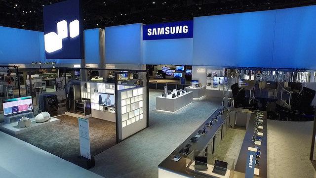 Samsung Mobile Zone CES 2016