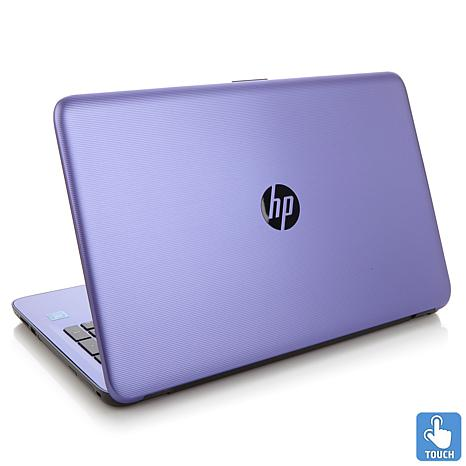 """HP 15.6"""" Touch LED on sale HSN"""
