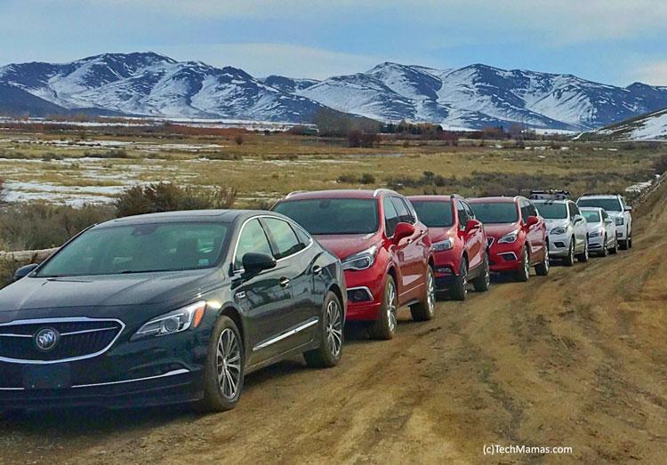 Buick LaCrosse Envision